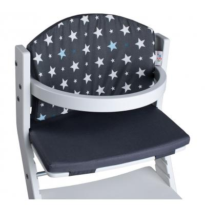 Tissi párnabetét kék csillag