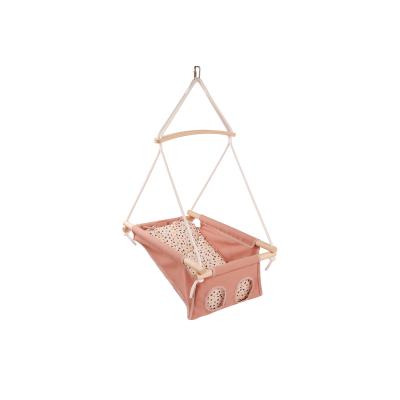 ADAMO bébihinta - Rózsaszín Terrazzo