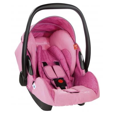 STM TWIN 0+ ISOFIX rose