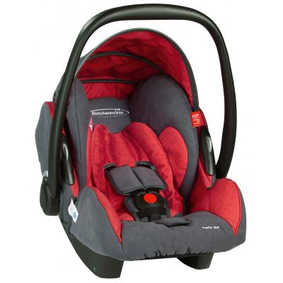 STM TWIN 0+ ISOFIX chilli